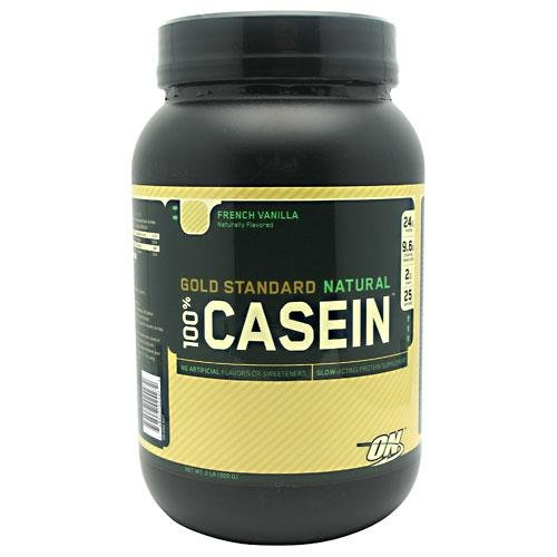 Optimum Nutrition Gold Standard Natural 100% Casein French V
