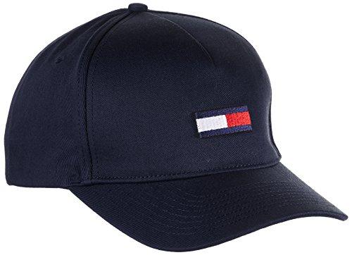 Hilfiger Denim Herren Baseball Thdm Cap 3, Blau (Black Iris 002), One size