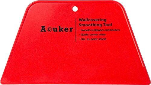 aper Flexible Smoothing Tool, Window Film Smoother Scraper (1) ()