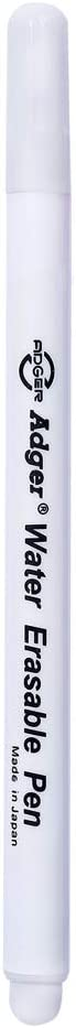 Xdodnev 4pcs Soluble Cross Stitch Water Erasable Pens Grommet Ink Fabric Marker Marking Pen DIY Needlework Tools White