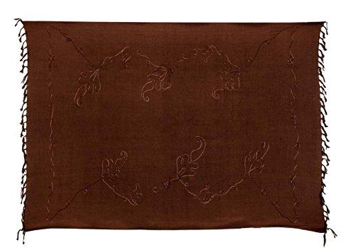 Ciffre - Camisola - para mujer marrón oscuro