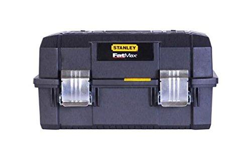 Stanley Fatmax FMST1-71219'Canti Lever' Tool Box, Black, 46 x 24 x 31 cm