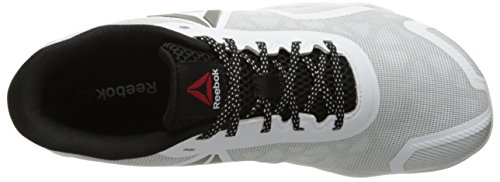 Reebok Men's ROS Workout TR 2.0 Cross-Trainer Shoe White/Cloud Grey/Black/Pewter brand new unisex online iucBLRgY