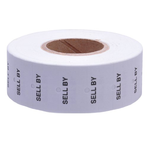 Labels to fit Motex MX5500 Towa GS Series Halmark Model H Kenco 18 8 000 Labels by Kenco White