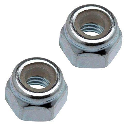 Homelite 2 Pack of Genuine OEM Replacement Flywheel Nuts 678067001-2PK