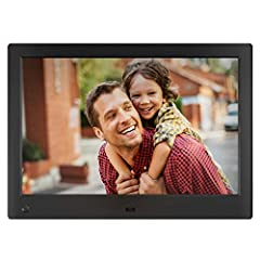 Outstanding Features Intuitive User Interface: including a beautiful Photo Calendar mode 720p HD Video Formats: MP4 (H.264 HD 720p AAC) Ability to Playback Photos and Videos within same Slideshow Playback photos the way you want to see them: ...