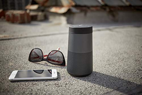 $70 savings on a Bose Revolve portable wireless bluetooth speaker