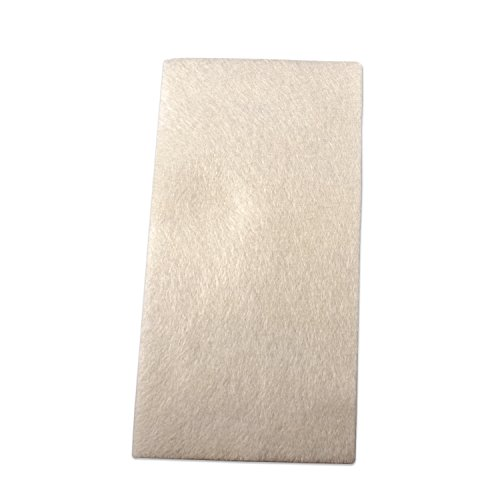 Dynarex Calcium Alginate Dressing, 4 x 8 Inches, 5 per Box (1 Box)
