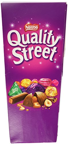 Nestle TRTAZ11A Quality Street 257g product image