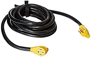 Amazon.com: Camco 55195 50 AMP 30' Extension Cord with