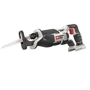 PORTER CABLE PCC670B 20-volt MAX Lithium Bare Reciprocating Tigersaw