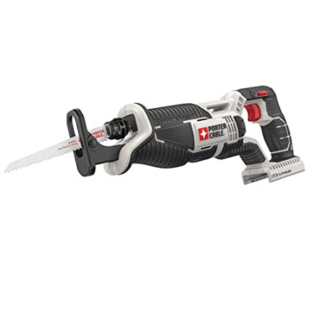5. PORTER CABLE PCC670B 20-volt MAX Lithium Bare Reciprocating Tigersaw