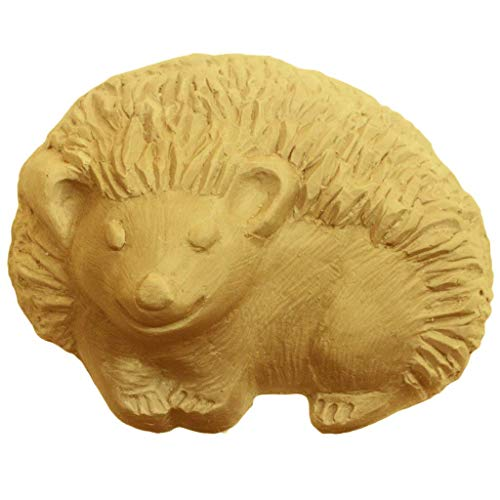 Milky Way Woodland Hedgehog Soap Mold Tray - Melt and Pour - Cold Process - Clear PVC - Not Silicone - MW 581