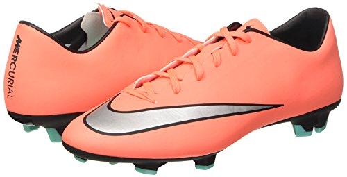 Arancione Fg Uomo Slvr Mtllc V hypr Mng Trq Nike Calcio Da Scarpe brght Mercurial Victory 07U1xt8