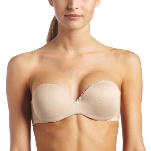Lily of France Women's Gel Touch Strapless Push