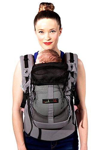 Je porte mon bébé Physiocarrier Pack Réhausseur/