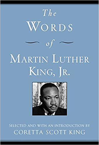Amazon.com: The Words of Martin Luther King, Jr. (9781557044501): Martin Luther, III King, Coretta Scott King: Books