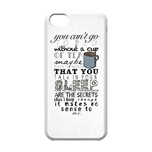 diy phone caseCustom Colorful Case for iphone 5/5s, One Direction Quotes Cover Case - HL-535753diy phone case