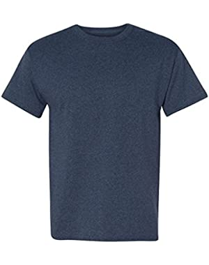 Mens ComfortBlend EcoSmart 50/50 Cotton/Poly T-Shirt