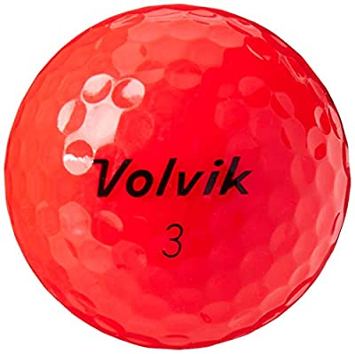 Volvik Crystal Golf Balls (One Dozen)