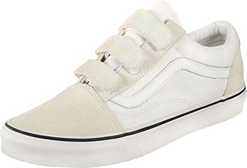 Old Vans V Blanc Chaussures Ua Beige Skool r5qxrv