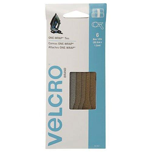 VELCRO Brand ONE WRAP Military Multi Color