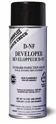 Dynaflux DNF315-16 Standard Non-Flammable Developer, 16 fl. oz. Aerosol Can (Pack of 12)