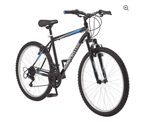 "Roadmaster 26"" Men's Granite Peak Men's Bike, Black/Blue"