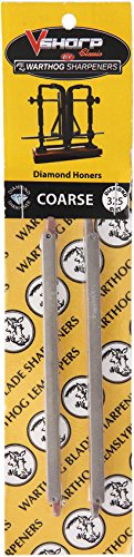 Warthog Classic I Replacement Diamond Hones,Coarse,325 Grit,