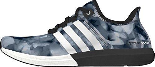 adidas CC ClimaChill Gazelle Boost hombre zapatillas de deporte corrientes / zapatos - cblack/ftwwht/cblack