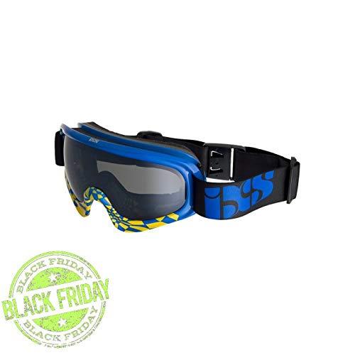 IXS – Maske iXS Storm Moss Blau Grau
