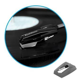 Reemplazo Electrohome diamante superior con punta de aguja (2 Pack ...