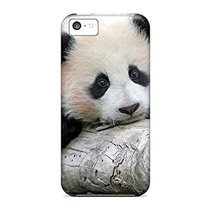 Premium Iphone 5c Cases - Protective Skin - High Quality For Baby Panda