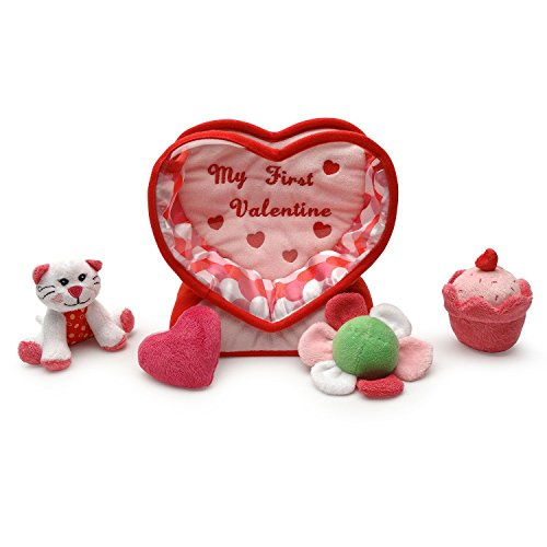 Baby's My First Valentine's Day Playset & Gift Idea - NEW!