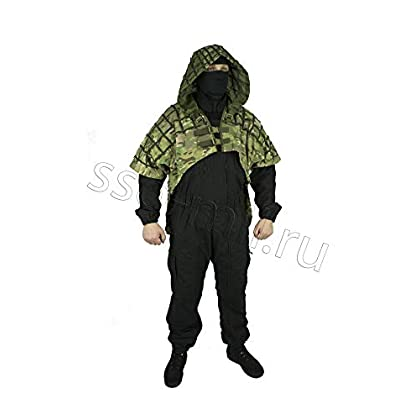 Image of Camouflage Accessories Ghillie Suit Ghost by SPOSN/SSO | Russian Sniper Coats/Viper Hoods (Multicam)