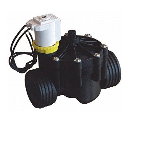 RPE elektrisch betätigtes Magnetventil 3 Zoll Außengewinde 24 VAC mit Flow-Kontrolle