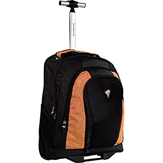 CALPAK Winder 18-Inch Rolling Laptop Backpack (B013D91M1A)   Amazon price tracker / tracking, Amazon price history charts, Amazon price watches, Amazon price drop alerts