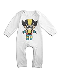 XiaoLiXun The Cutest Wolverine Baby's Clothes