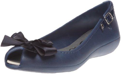 Raton Fanny Belle Epoque - Bailarinas de material sintético Mujer azul - Bleu (Blu)