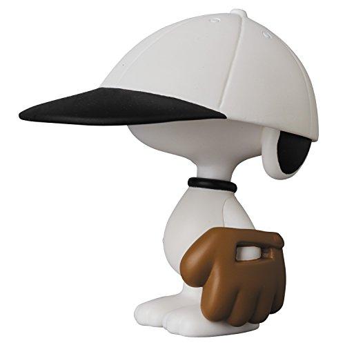 Medicom Peanuts: Baseball Player Snoopy Ultra Detail Figure