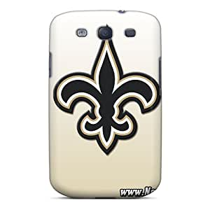 Hot New New Orleans Saints Case Cover For Galaxy S3 With Perfect Design