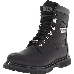 Bates Men's Monterey Motorcycle Boot,Black,13 M US