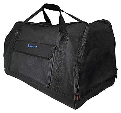 """Rockville Weather Proof Speaker Bag Carry Case For Rockville RPG15 15"""" Speaker by Rockville"""