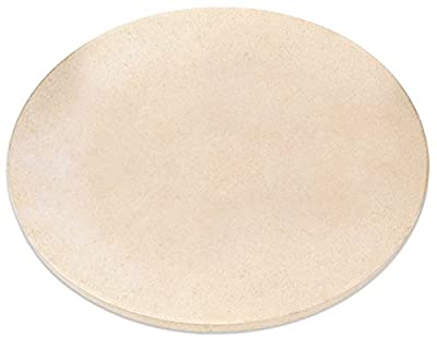 "Chef Essential 16"" Round Cordierite Baking / Pizza Stone"