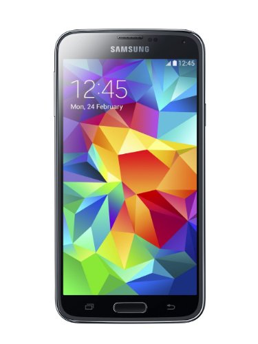 Samsung Galaxy S5 SM-G900H 16GB International Version Unlocked Cell Phone - Unlocked (Charcoal Black)