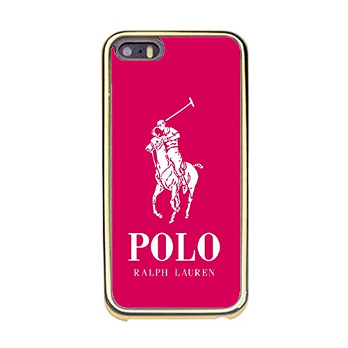 Classical Luxury Polo Ralph Lauren Style Phone Case TPU Golden ...