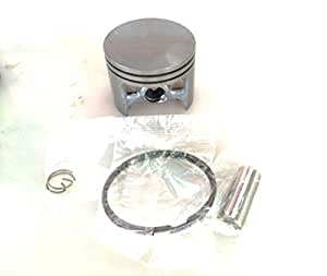 YAMASCO Aftermarket Piston Kit Juego de Anillos Pin Assy fit STIH 038 MS380 MS381 Magnum 52MM 1119-030-2003 2002