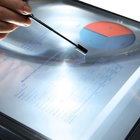 Nobo 2521 Quantum - Proyector de transparencias (240 V): Amazon.es ...