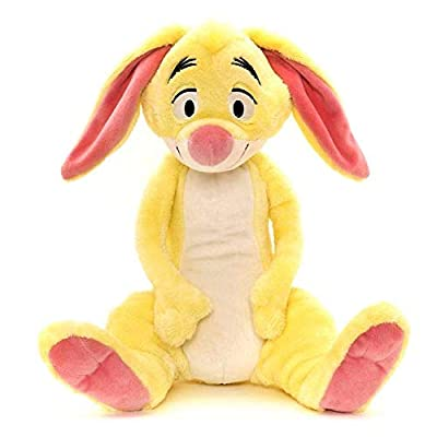 Disney Official Winnie The Pooh 35Cm Rabbit Soft Plush Toy: Toys & Games