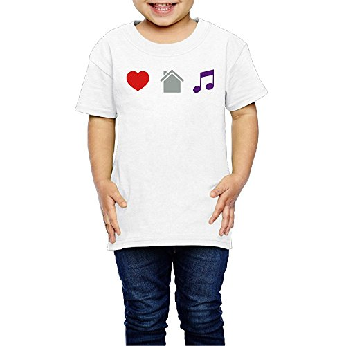 Silver Bullet Round Neck T-Shirt Love House Song T-Shirt,Dance T-Shirt,Party T-Shirt,Mafia T-Shirt,House T-Shirt3 Toddler For Kid (Mafia Toddler T-shirt)